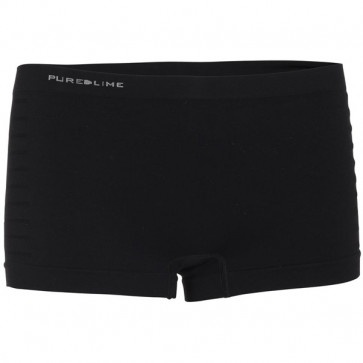 Purelime Seamless Hipsters - Sort