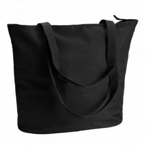Shopper / taske med lynlås