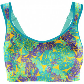 Max Sports Top - Shock Absorber (geometric print fås i E-H skål)