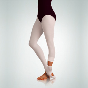 Convertible trikot / ballettights Supplex/Lycra (barn)