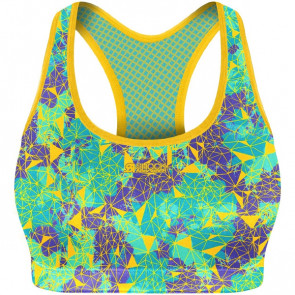 Shock Absorber Crop Top (lille barm) Geometric Print