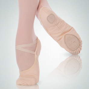 Split Sole Canvas Ballet slipper (børn)