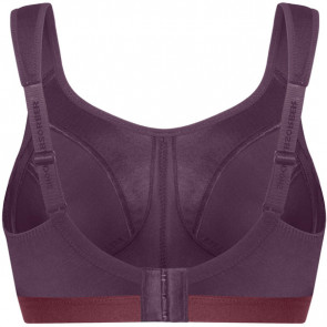 Max Support D+ 80G Cranberry Red