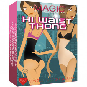 Hi Waist Thong