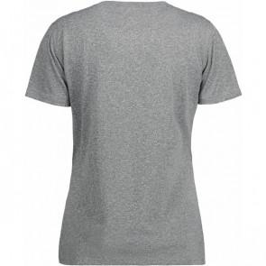 Funktionel t-shirt med v-hals