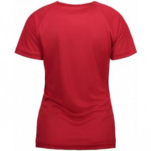Funktionel t-shirt med rund hals