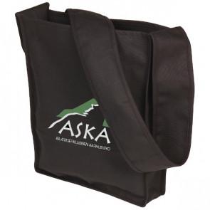Stofpose med bred strop inkl. ASKA tryk