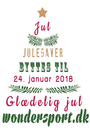 Julegaver byttes til 24. januar 2018