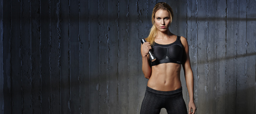 Purelime Compression Bra