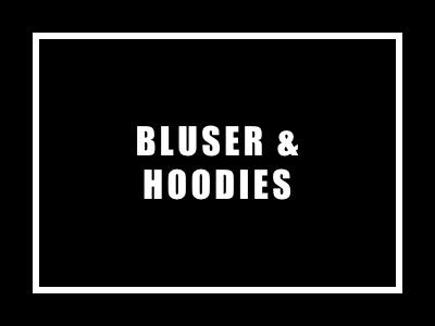 Bluser og hoodies